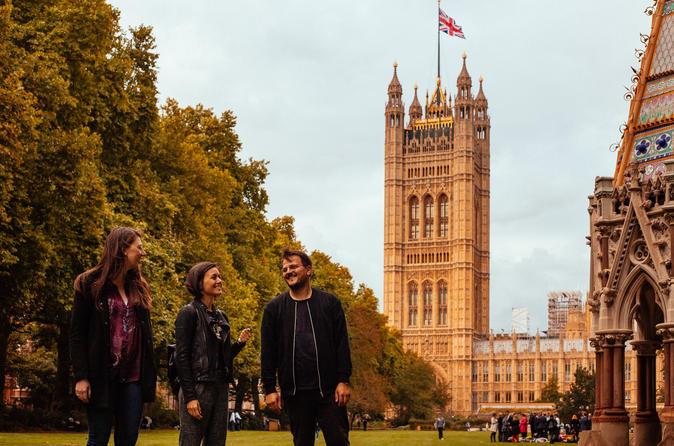 Private 90 Minutes London Kickstart Tour