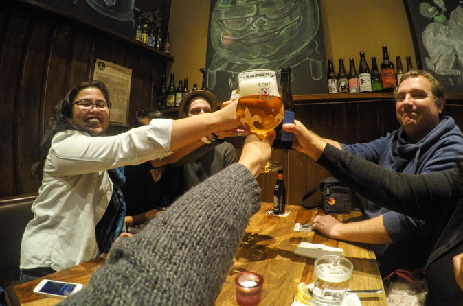 Private beer tasting tour with a local in antwerp in antwerp 340517