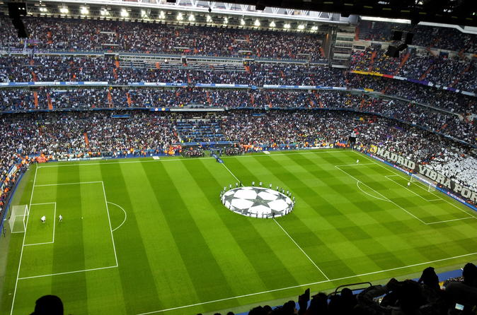 Private Bernabéu Tour with a Football Lover