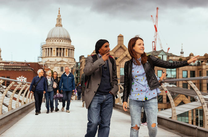 Private Best of London Tour: Sights and Secrets
