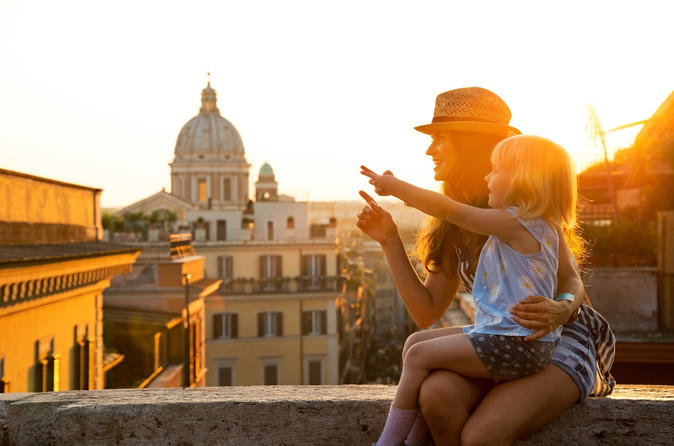 Private Family Photo Tour in Trastevere: Say Cheese!