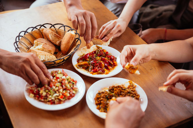 Private Food Tour with 10 Tastings of Marrakech