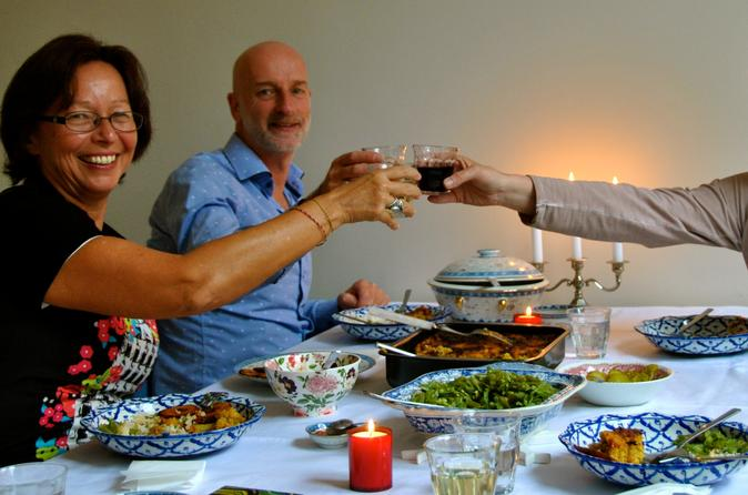 Private home dinner with global cuisine in the center of amsterdam in amsterdam 295846