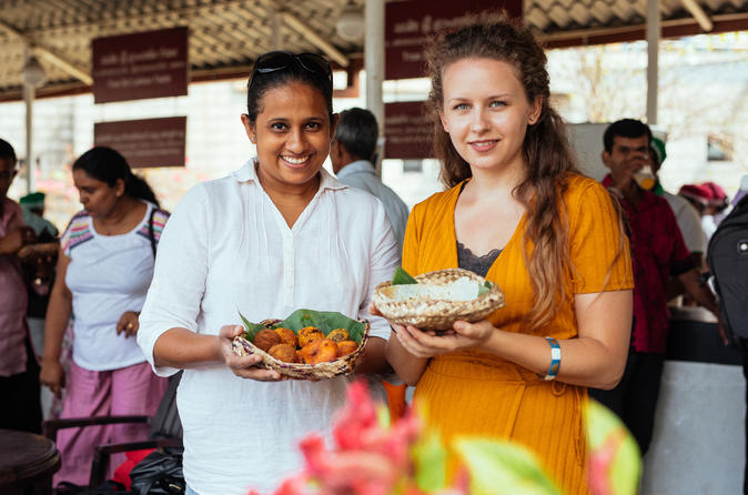 Private Local Food Tour: The 10 Tastings - Kandy