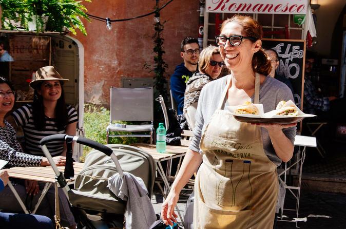 Private Roman Food Tour: The 10 Tastings