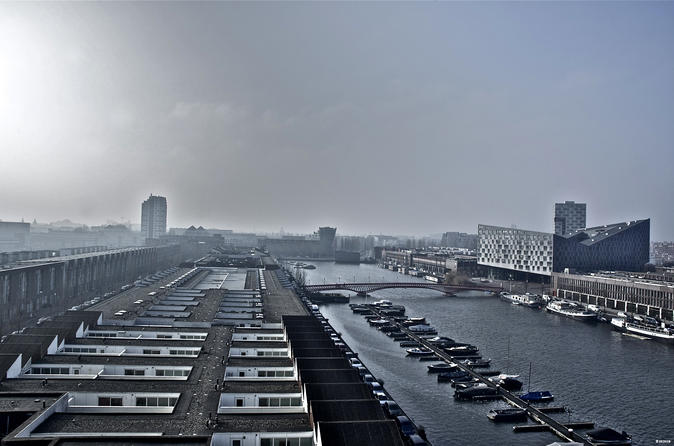 Private Tour: 3-Hour Eastern Docklands Architectural Photography Tour with Lunch in Amsterdam