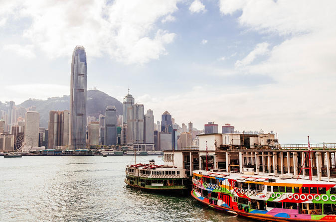 Private Tour: Contrasts of Old & New Hong Kong