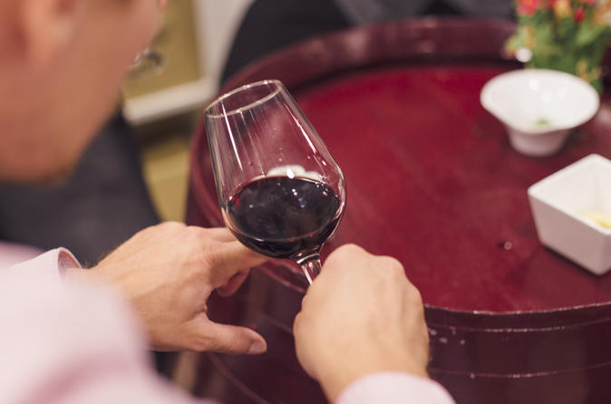 Private Wine Pairing Experience with a Sommelier
