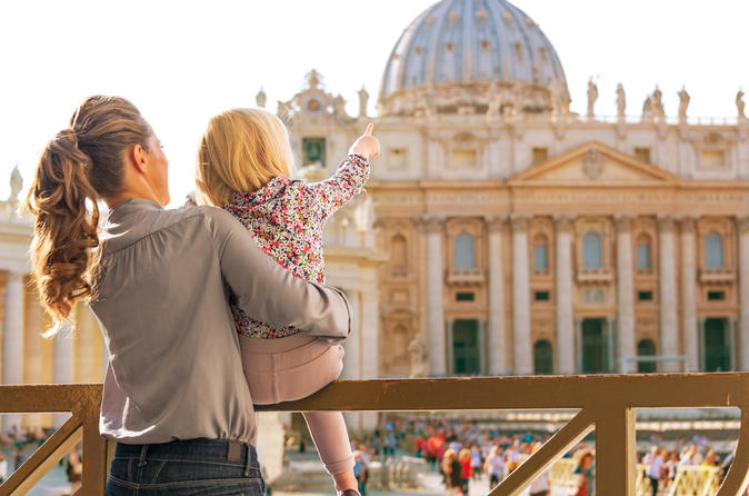 Rome's off the beaten track: Family style