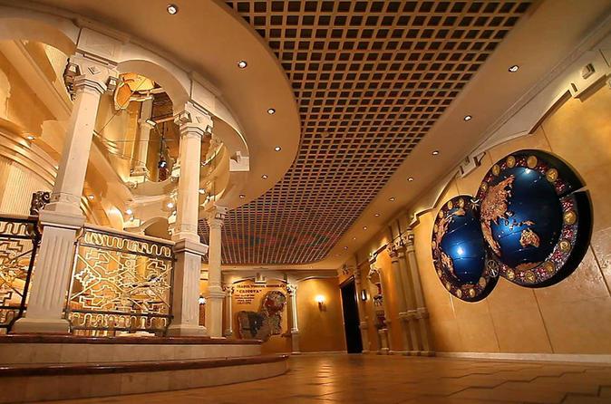 Wine tour to cricova winery from chisinau in cricova 274631