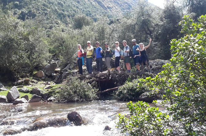 4-Day Trek to Machu Picchu on the Lares Trail