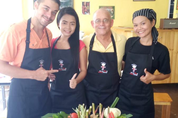 Half Day Cooking Class in Bangkok""