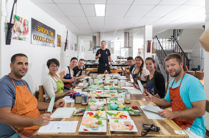 Half day cooking class in bangkok in bangkok 498530