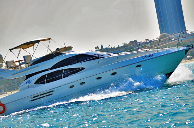 Private Tour: Luxury Yacht Charter