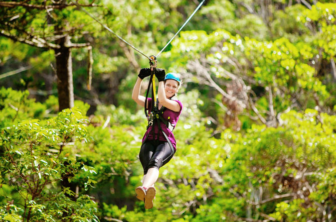 Gold Coast Canyon Flyer Zipline Tour