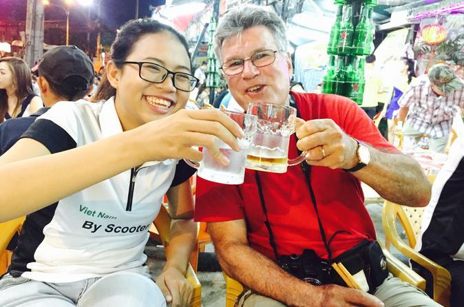 Private Night Tour: Saigon Food Adventure By Motorbike - Ho Chi Minh City