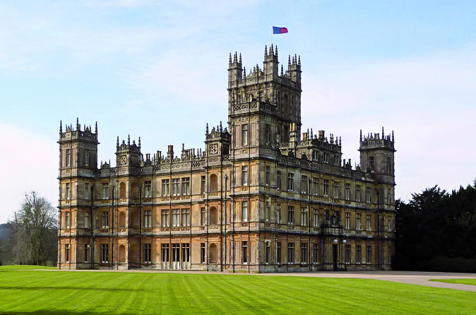 downton abbey and oxford tour from london including