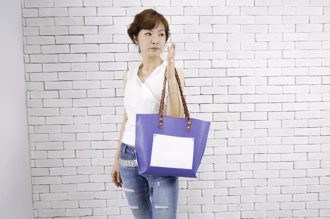 3-Hour - Shopper bag making class