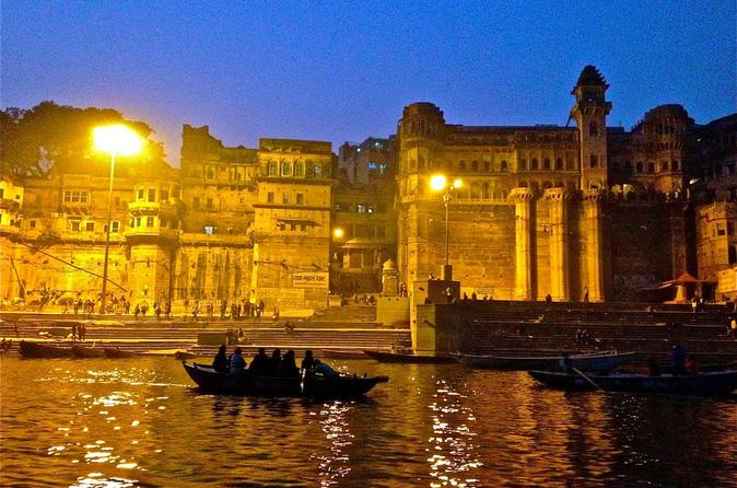 Private 3-Day Holy Varanasi and Khajuraho's Erotic Temples Tour