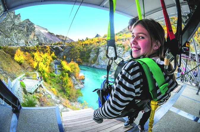 Kawarau Bridge Zipline