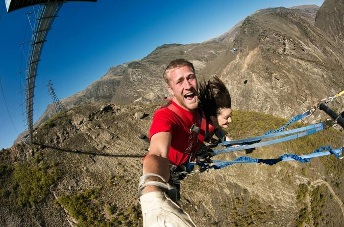 New Zealand's Biggest Swing: Nevis Swing Queenstown