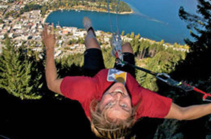 The ledge queenstown s sky swing in queenstown 41840