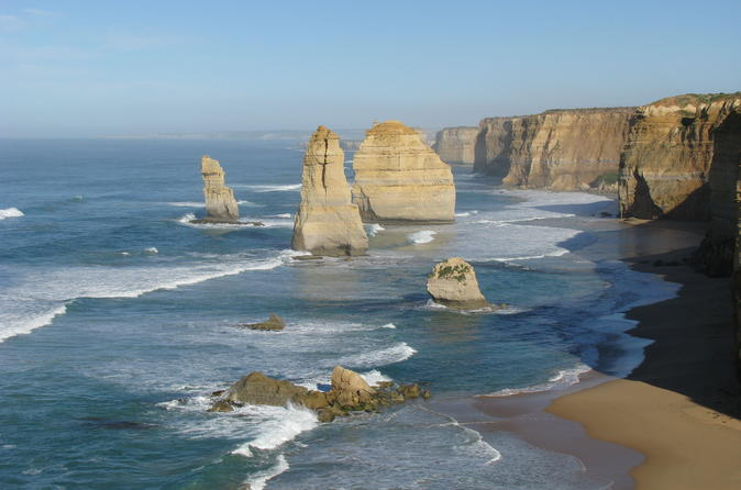 3-Day Melbourne to Adelaide Multi Day Tour Including Great Ocean Road and Grampians