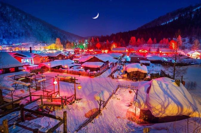 2-Day Private Trip to China Snow Town and Yabuli Ski Experience from Harbin