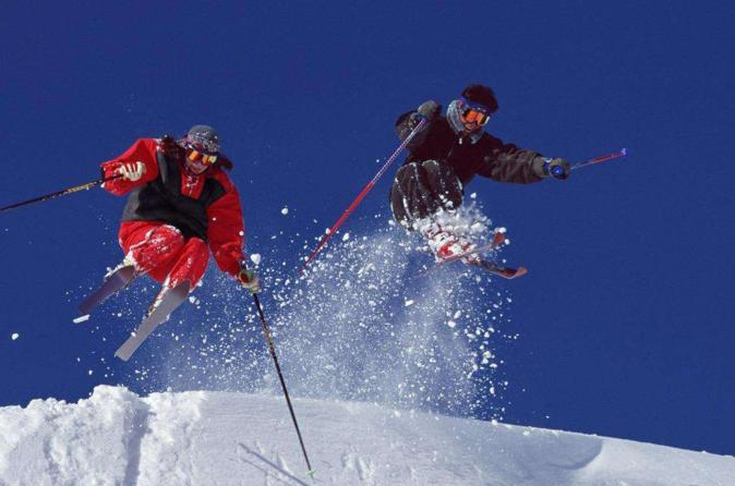 2-Day Yabuli Ski Resort Private Trip from Harbin
