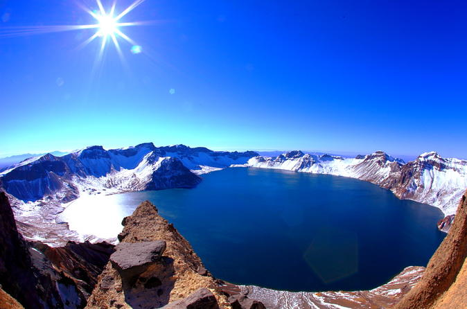 3-Day Private Tour to Changbai Mountain and Changbaishan Tianchi From Harbin