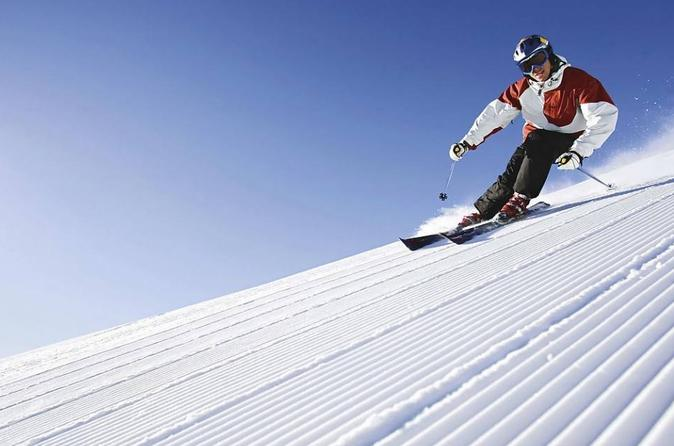 3-Day Yabuli Ski Resort and Panda House Private Trip from Harbin with Accommodation
