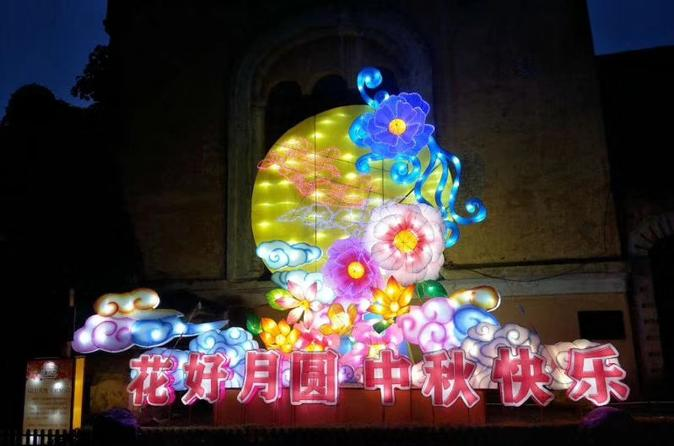 3-Hour Dragon Lantern Festival Private Tour  in Harbin on September and October