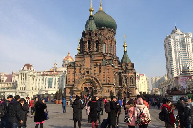All-Inclusive Harbin City History and Local Culture Private Day Tour
