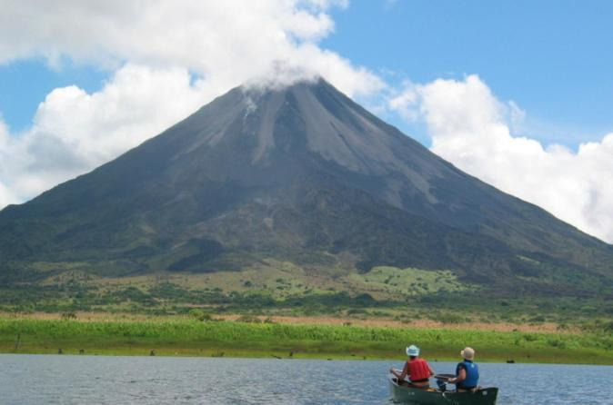 Arenal Volcano & Baldi Hot Springs one day tour from San Jose