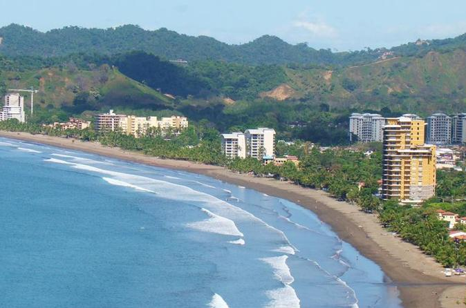 Day Trip from San Jose to Jaco Beach & ATV Adventure