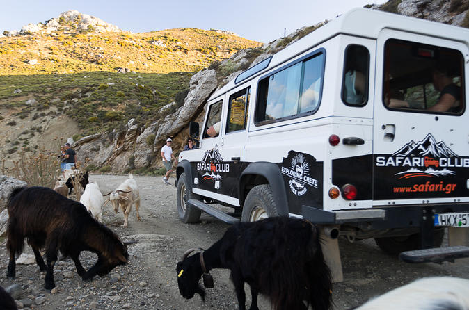 Full-Day Land Rover Safari From Kineta With Lunch - Athens