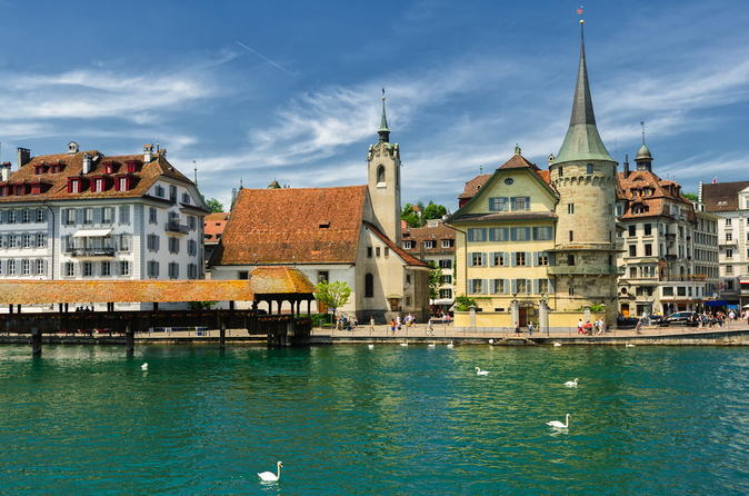 4 day switzerland tour from lucerne to zurich including mt titlis in lucerne 162528