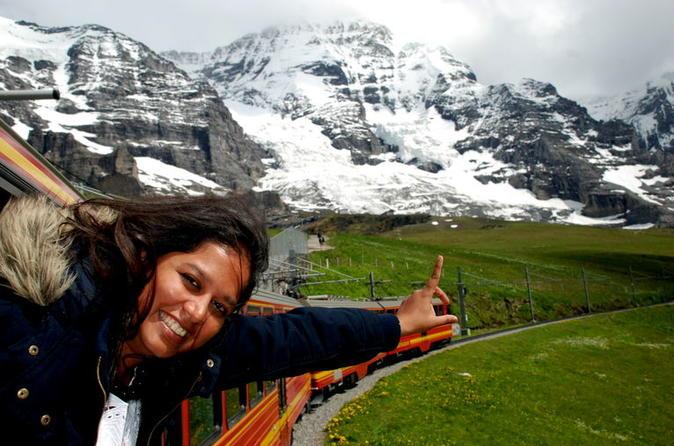 Jungfraujoch: Topo da Europa - Passeio de um dia desde Zurich