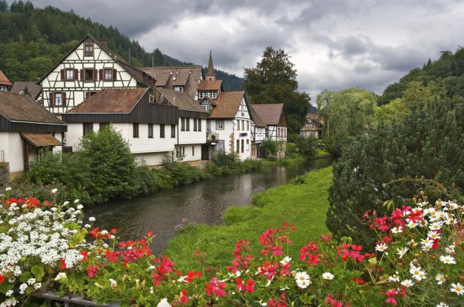 Viagem de um dia para a Floresta Negra e Cachoeiras Reno saindo de Zurique