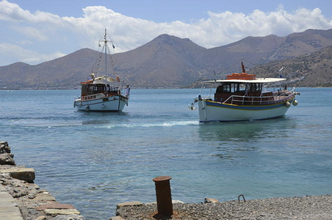 Private Tour to Spinalonga Island
