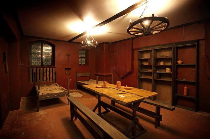Real Life Escape Room in Riga