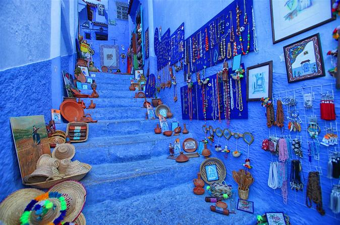 1 Day Trip To Chefchaouen From Fez - Fes