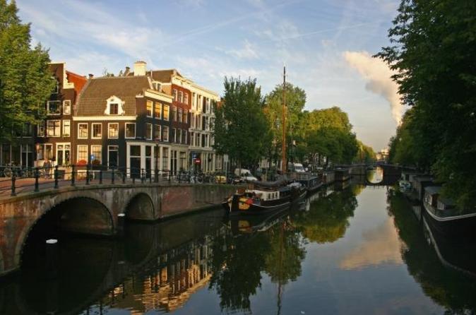 I cartão de Amsterdã - City Pass para Amsterdã
