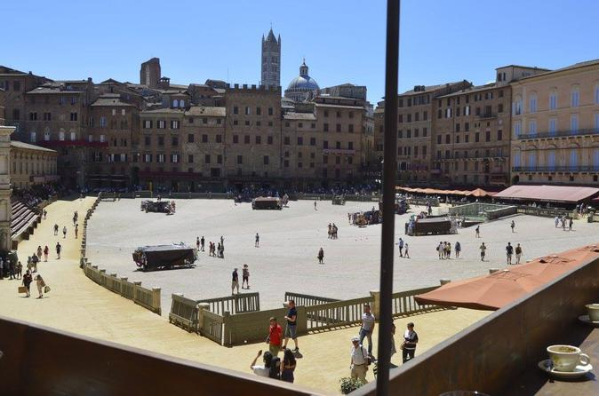 Siena Luxury & Special Occasions Tours