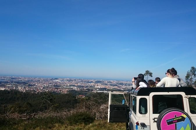 Porto mountain excursion with wine and cheese tasting in porto 322650