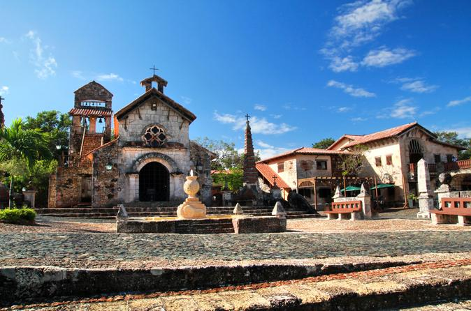 Altos de Chavón Tour in La Romana
