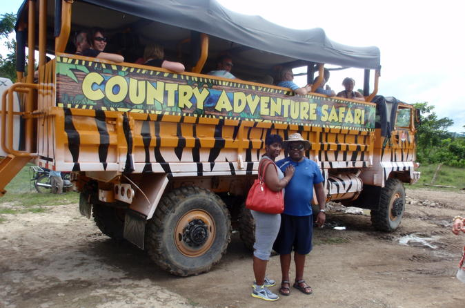 Dominican republic mega truck safari in punta cana 134767