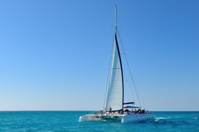 Saman sailing and snorkeling tour to cayo levantado and puerto bahia in saman 161218