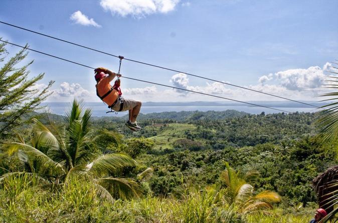 Samaná Zipline Adventure