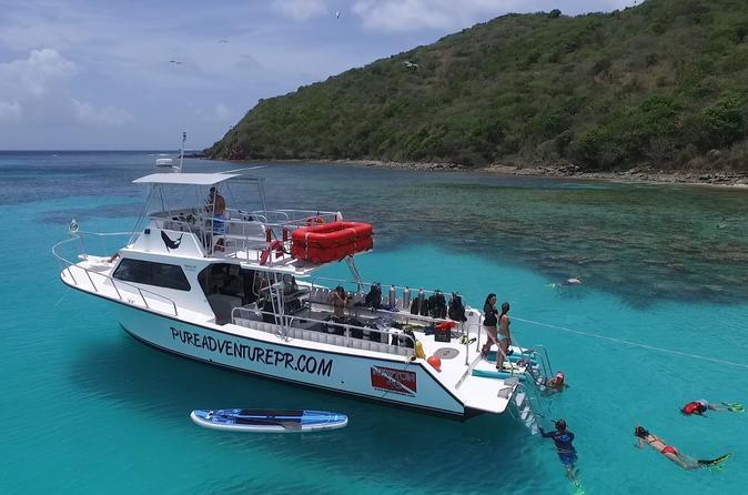 Scuba Dive Tour To Vieques Island - Culebra